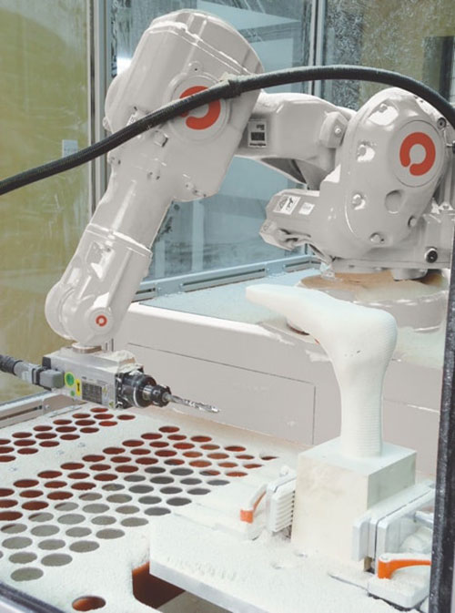 Ortis Essential robot