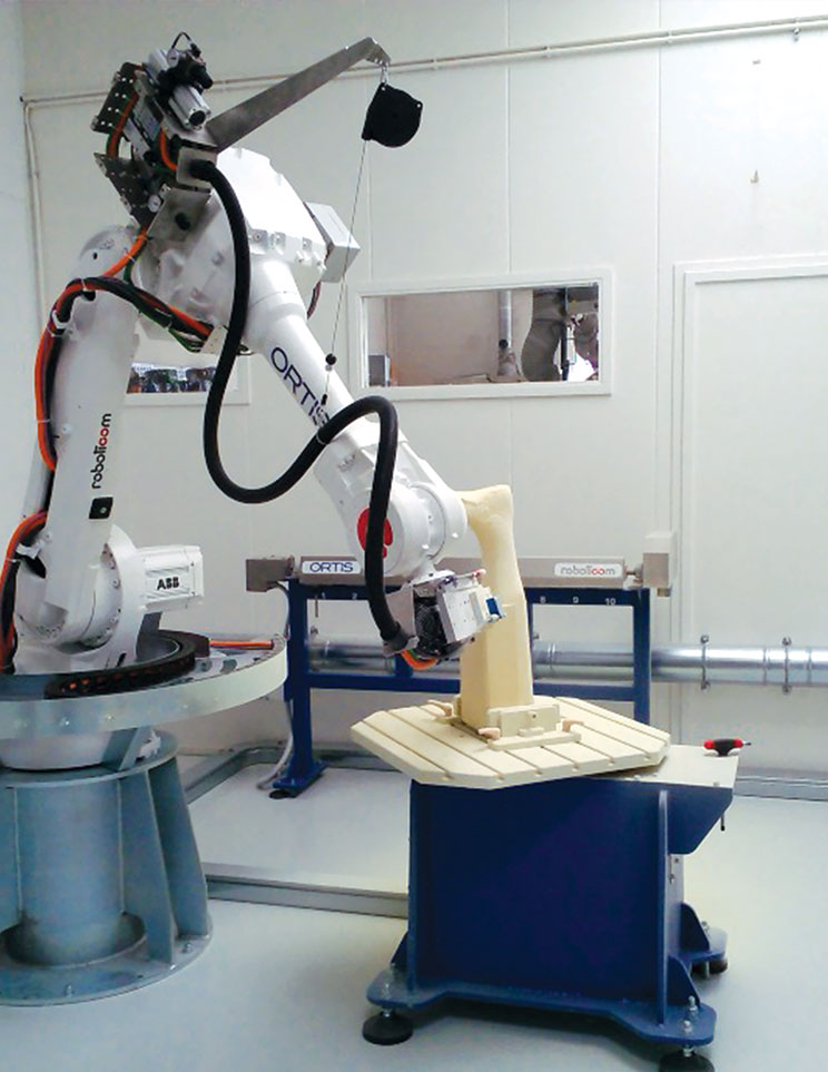 Ortis Enterprise robot