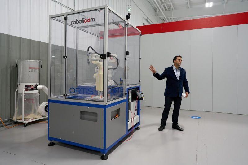 Roboticom's Systems at Epica International