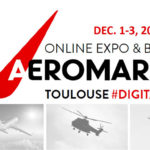 The growing use of robots in the aerospace industry: Roboticom attends the aeromart digital event