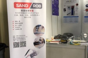SandRob SAMPE Cina 2018