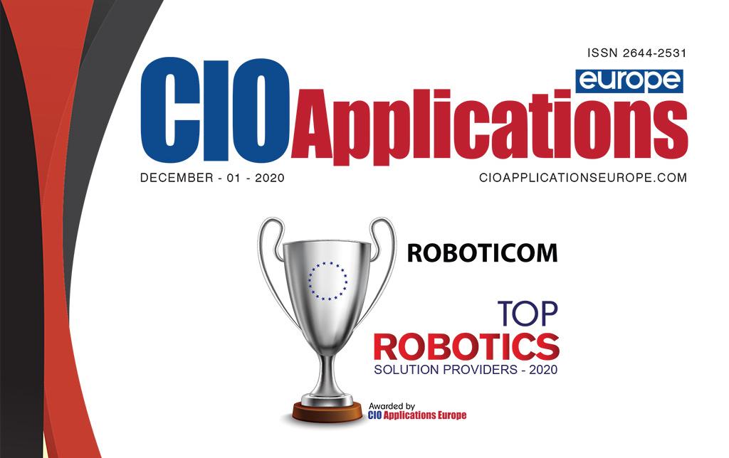 roboticom-cio-application