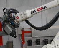 Roboticom's deburring robot